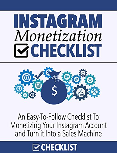Instagram Monetization Checklist (English Edition)
