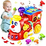 HOMOFY Baby Toys 12-18 Months Train Toy for 1 Year Old...