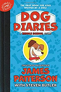Dog Diaries: A Middle School Story (Dog Diaries (1))