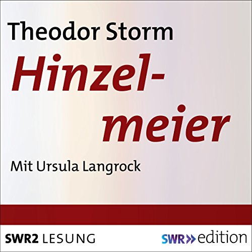 Hinzelmeier audiobook cover art