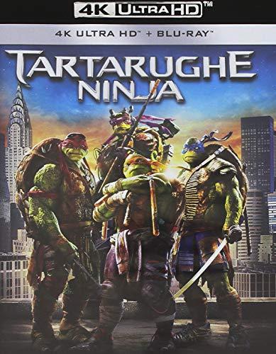 Tartarughe Ninja (4K+Br)