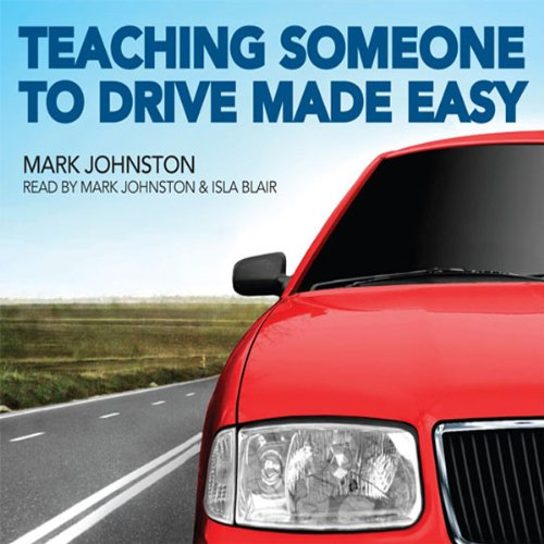 Teaching Someone to Drive Made Easy audiobook cover art