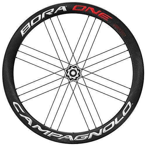 Campagnolo Bora One 50 DB Vélo de Course Unisexe pour Adulte Noir Taille