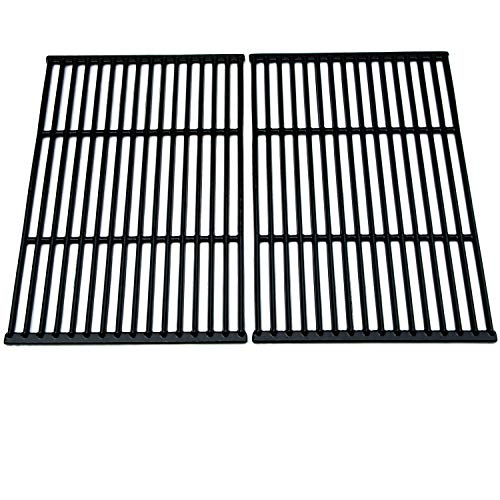 Direct Store Parts DC122 Polished Porcelain Coated Cast Iron Cooking Grid Replacement for Charbroil, Brinkmann, Broil-Mate, Charmglow, Grill Chef, Grill Pro, Grill Zone, Sterling, Turbo Gas Grill