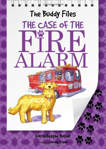 Image of The Buddy Files: The Case of the Fire Alarm (Book 4)