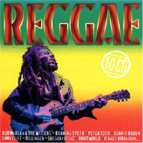 Coffret 10 CD : Reggae