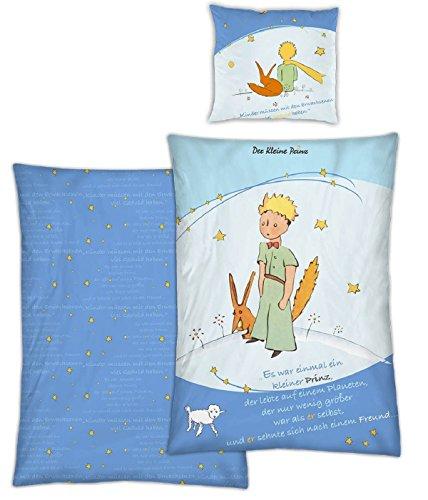 Unbekannt Der Kleine Prinz Bettwäsche Baumwolle Renforce 135x200 Le Petit Prince