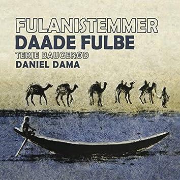 Fulanistemmer Daade Fulbe