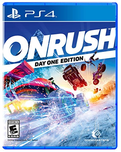 Onrush - Day One Edition for PlayStation 4 [USA]