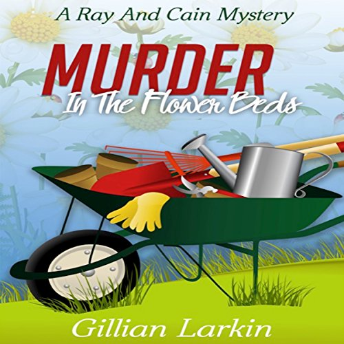 Murder in the Flower Beds audiobook cover art