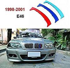 Luci targa lampada per BMW E46 1999-2006 Sedan Wagon Coupe 17 pezzi, blu ghiaccio WLJH Car LED Kit di accessori per la sostituzione di accessori interni