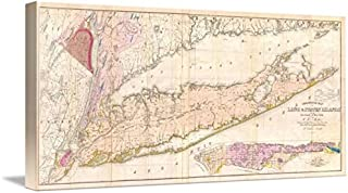 Best long island map print Reviews
