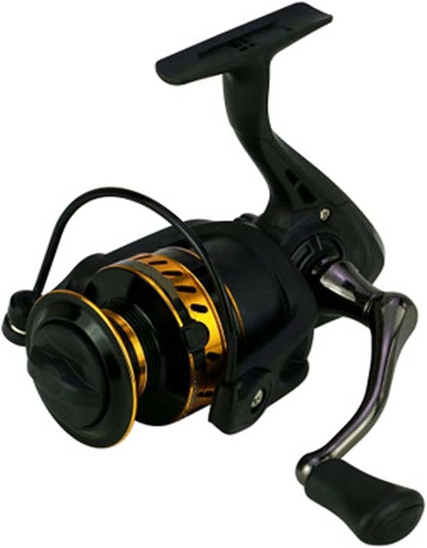 ZMMZ 5.2:1 4.7:1 Professional Virginia Beach Mall Max 81% OFF Fishing Series Alum Reel 2000-7000