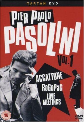 Pier Paolo Pasolini Vol. 1 - Box Set [Reino Unido] [DVD]
