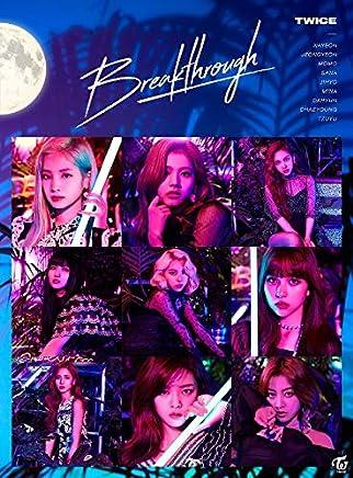 Twice - Breakthrough Version B (2019) LEAK ALBUM