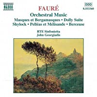 Faure: Orchestral Music (1998-05-26)