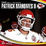 Kansas City Chiefs Patrick Mahomes 2022 12x12 Player Wall Calendar