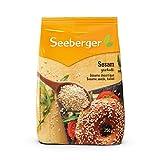 Seeberger Graines de Sésame Ecalées 1 Unité 250g