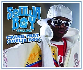 Crank That (Soulja Boy) (3 track single)