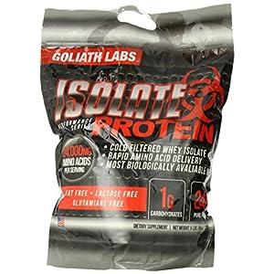 Goliath Labs Isolate Protein 5 Lbs (Vanilla)