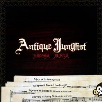 Antique Junglist Riddim EP