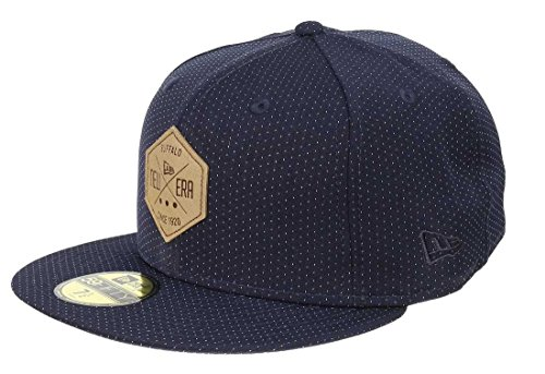 New Era NE Hex Patch Cap 7 1/2 navy