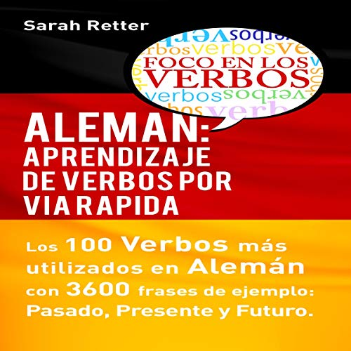 Aleman: Aprendizaje De Verbos Por via Rapida [German: Learning Verbs by via Rapida] Titelbild