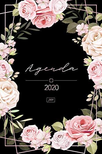 Agenda 2020: Agenda Settimanale 2020 - Quaderno, Journalier, Agende, Office, Agenda Giornaliera e Calendario 2020