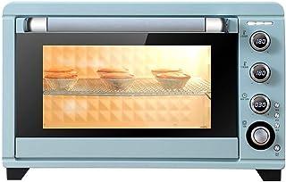YHLZ Mini Horno, 45L computarizada Mini Horno de Temperatura Ajustable 30-230 ℃ y 120 Circulación Minutos Temporizador Multifuncional de Aire Caliente/Baja Temperatura de fermentación Horno de la lá