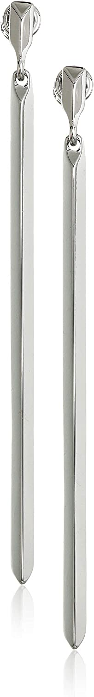 BCBG Generation Linear Bar Drop Earrings
