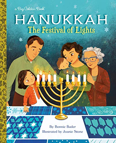 Hanukkah: The Festival of Lights (Big Golden Book)