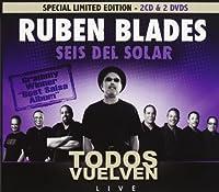 Todos Vuelven: Limited Edition by Ruben Blades (2012-11-13)
