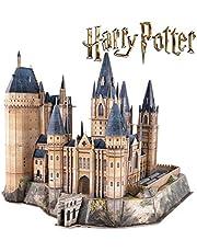 CubicFun 3D Puzzle Harry Potter - Hogwarts Astronomieturm Model Kit Geschenk für Erwachsene und Kinder, 237 Stück