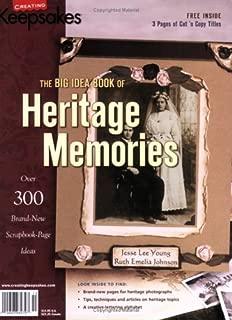 The Big Idea Book of Heritage Memories