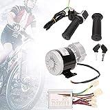 Weiyiroty Motor eléctrico, Controlador de Motor Cepillado, para triciclos eléctricos Bicicletas eléctricas Scooters eléctricos