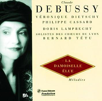 Debussy: Melodies Vol.2