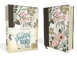 NIV, Beautiful Word Bible, Cloth over Board,...