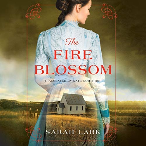 The Fire Blossom audiobook cover art