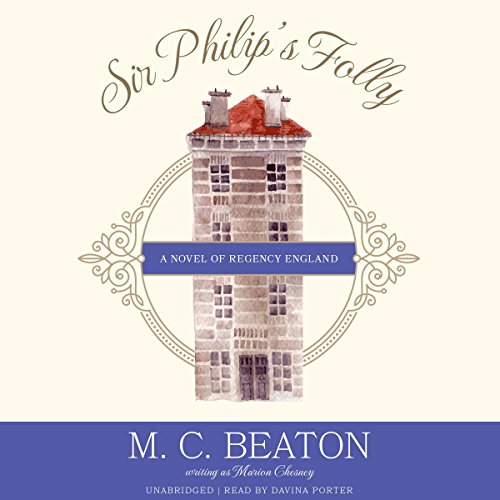 Sir Philip's Folly audiobook cover art