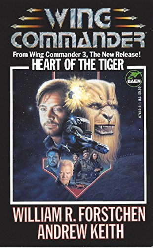 Amazon Com Heart Of The Tiger Wing Commander Book 3 Ebook