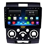 """Best Double Din Stereos - Ateen Ford Old Endeavour 9"""" inch Double din Review"""