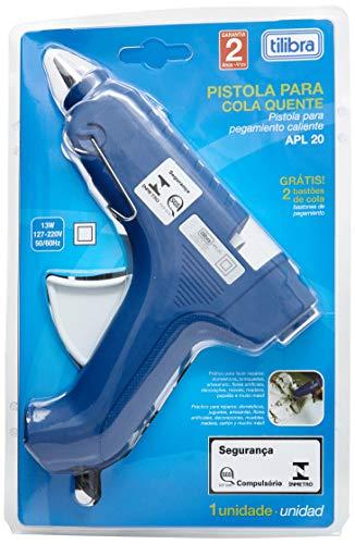 Pistola para Cola Quente Média APL20, Tilibra, 496791 - 1 un