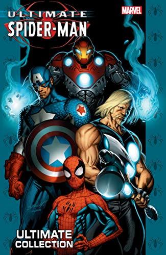 Ultima Spider: Book 6 Superheroes Avenger Team Spider-Man Comics Books For Kids, Boys , Girls , Fans , Adults