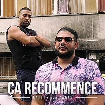 Ça recommence (feat. Sadek)