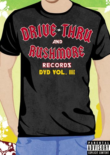 Drive-Thru and Rushmore Records DVD, Vol. III