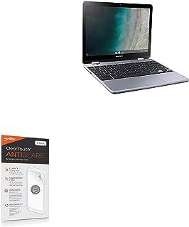 Protetor de tela Samsung Chromebook Plus V2, BoxWave® [ClearTouch antirreflexo (pacote com 2)] Película fosca antidigitais...