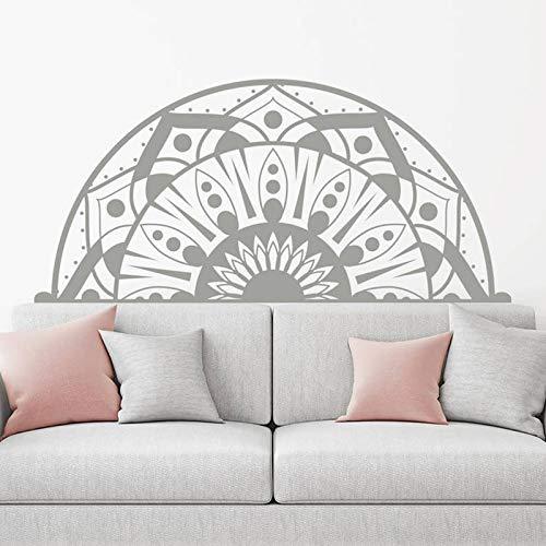 Hetingyue muurstickers, handgeschilderd, mandala, meditatie, mandala, wanddecoratie, grote woonkamer, slaapkamer, yogamat