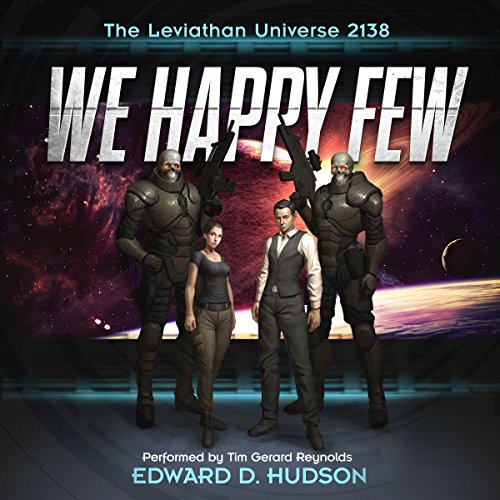 We Happy Few audiobook cover art