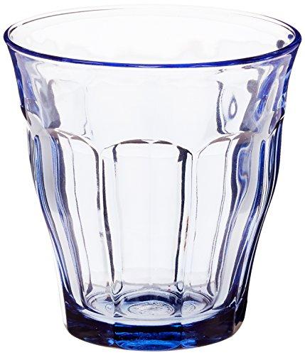 Duralex 1027BB06/6 Vasos Picardie Blue 25 cl, pack de 6, 0.25 litros,...