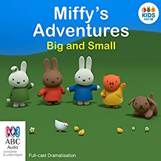 Miffy's Adventures Big and Small cover art
